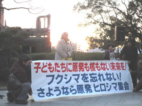 3.11福島原発事故から6年
